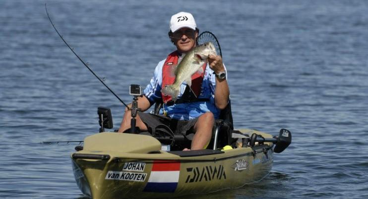 Videoverslag van Hobie Fishing World Championship