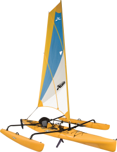 Hobie Mirage Kayak Adventure Island